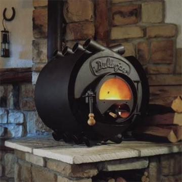 Отопительная печь Булерьян hand made