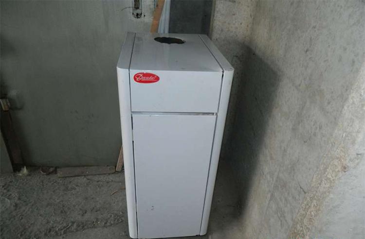 Данко 10Х - газовое оборудование для отопления