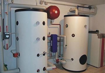 Теплоаккумулятор для отопительного котла