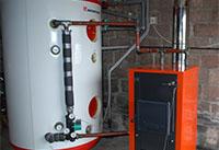 Теплоаккумулятор в обвязке твердотопливного котла