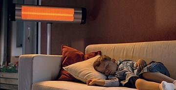 ИК-отопление в частном доме