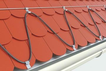 Антиобледенительная система на крыше