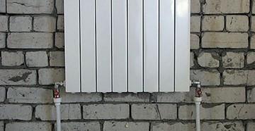Однотрубная разводка отопления в частном доме