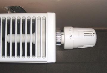 Терморегулятор на батарее