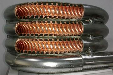 Теплообменник труба в трубе
