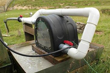 Микро ГЭС Power Spout