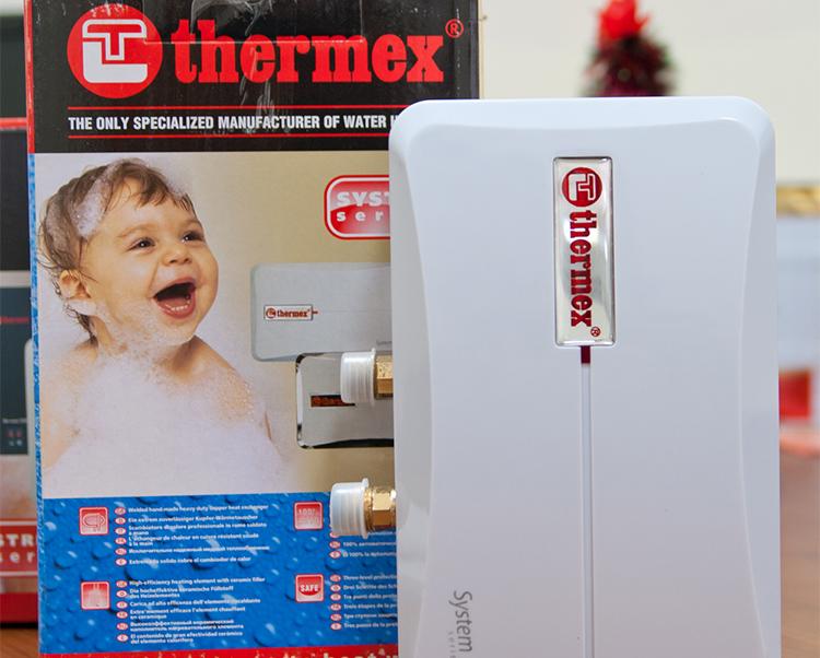 THERMEX System - водонагреватель
