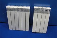 Секции алюминиевых батарей
