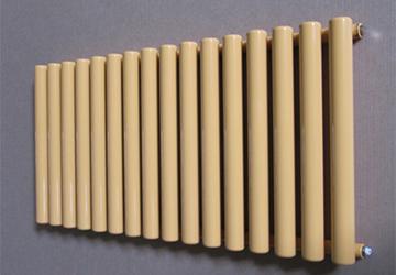 Радиатор трубчатый в интерьере