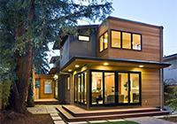 Двухэтажный дом - организация обогрева