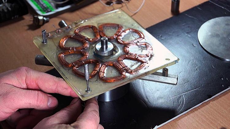 Генератор своими руками из неодимовых магнитов