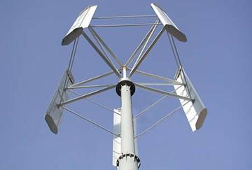 Вертикальный ветряк