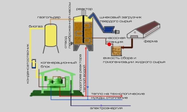 Устройство самодельного биореактора