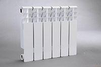 Секции радиаторов из алюминия