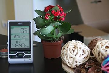 Влажность воздуха - измерение