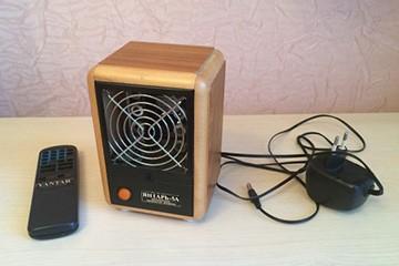 Ионизатор воздуха Янтарь-5А