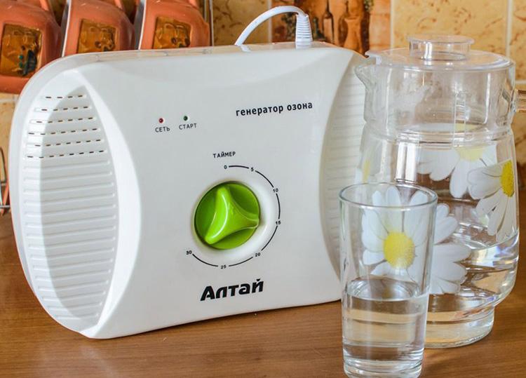 Прибор для ионизации воздуха