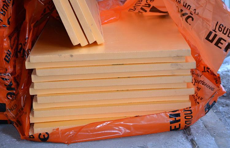 Пеноплекс оранжевый