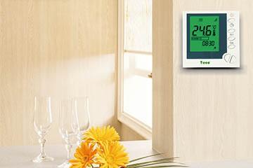 Термостат в комнате