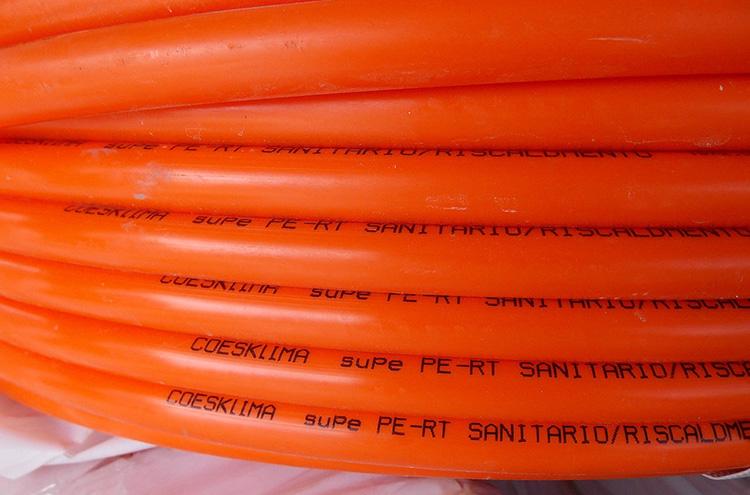 Трубы - сшитый полиэтилен