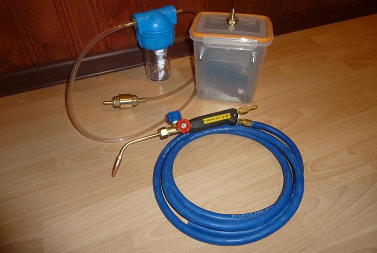 водородная горелка