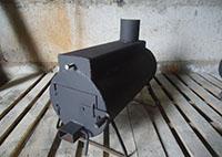 печка долгого горения