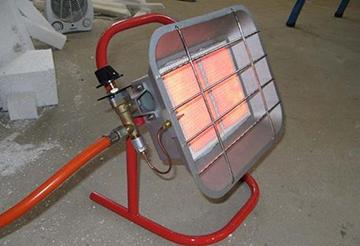 газовый прибор для обогрева