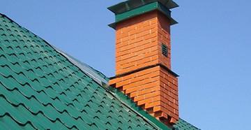 дымоход для дома