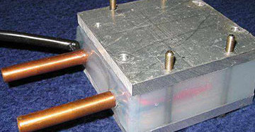 самодельный термогенератор