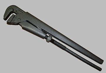 ключ газовый трубный