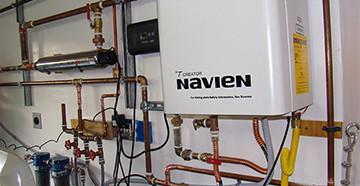 котел Navien