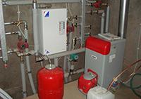 комбинация газового и дизельного котла в системе отопления