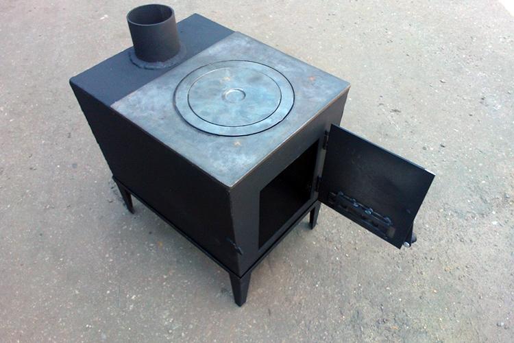 квадратная печь
