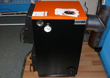 термостатический регулятор тяги воздуха