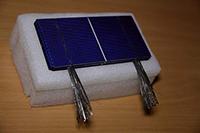 элементы для создания самодельной солнечной батареи