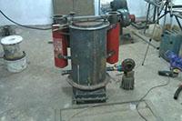 генератор на дровах