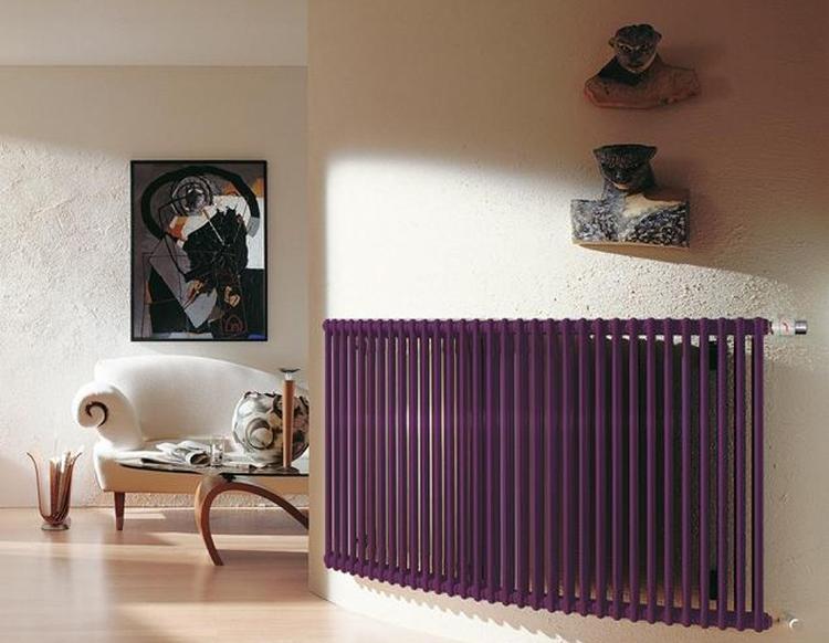 радиаторы в качестве декоративной составляющей