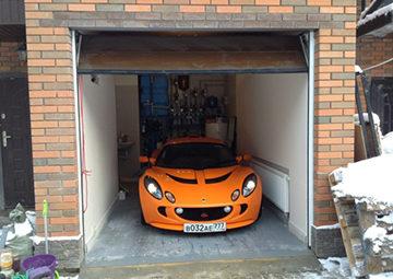 обогрев гаража в зимнее время