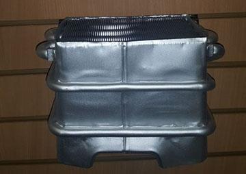 теплообменник для колонки Bosch