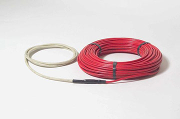 нагревательный кабель для теплого пола