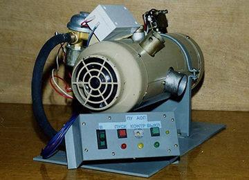 обогреватель газовый