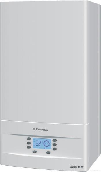 настенный двухконтурный котел Electrolux Basic Space 24 Fi