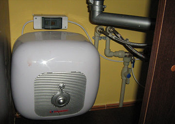 электрический бойлер